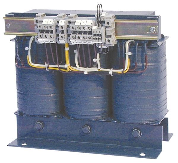 Разделительные трансформаторы серии DS0107