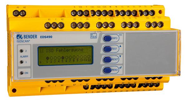 ISOSCAN® EDS490-D