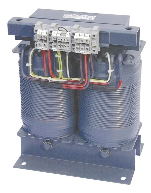 Разделительные трансформаторы серии ES710