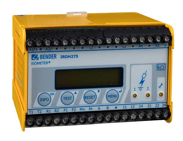 ISOMETER® IRDH275