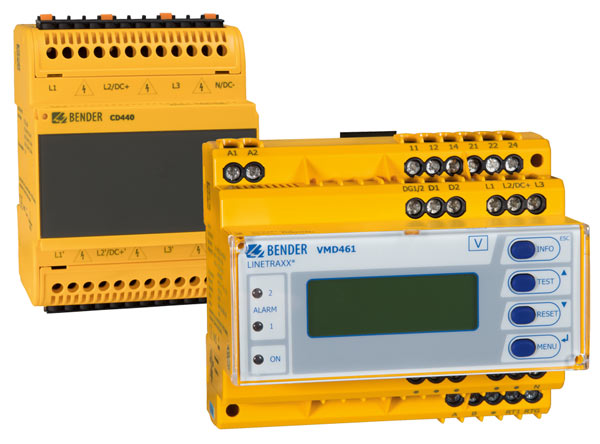 LINETRAXX® VMD461 c CD440