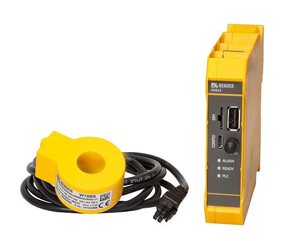 Контроллер зарядной станции CC612