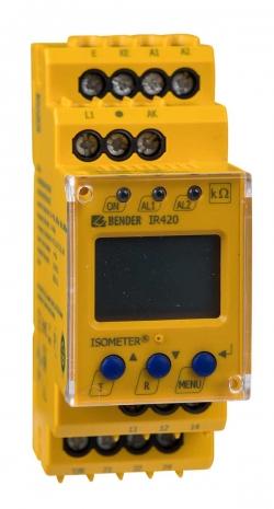 ISOMETER® IR420-D6