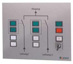 Панель управления и индикации TMX-HA