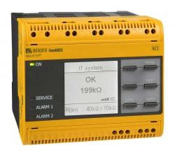 ISOMETER® isoRW685W-D