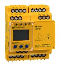 ISOMETER® isoEV425 с адаптером AGH420