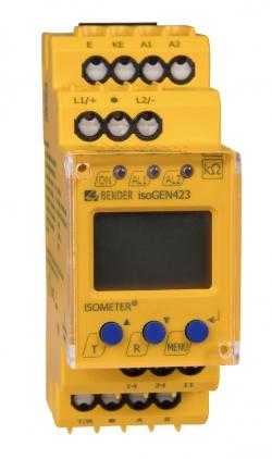ISOMETER® isoGEN423
