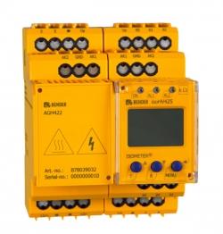 ISOMETER® isoHV425 с адаптером AGH422