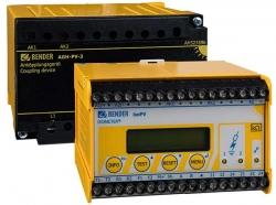 ISOMETER® isoPV с адаптером AGH-PV